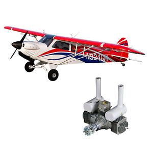 """Hangar 9 CubCrafters Cub FX-3 100-200cc 165"""" w DLE170 170cc"""
