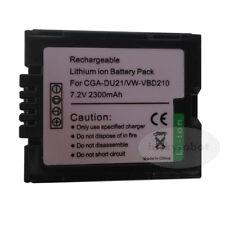 Battery for PANASONIC CGA-DU06,CGA-DU21 ENERGIZER ER-C535 Digital Camcorder