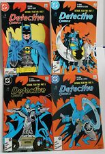 DETECTIVE COMICS: Batman Year Two - Part 1 thru 4 all in top shape at 9.2 NM.