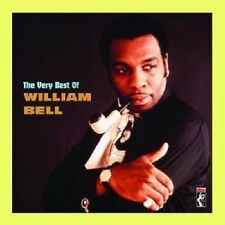"William Bell ""very best of"" CD NUOVO"