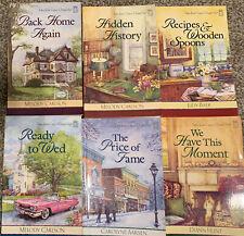 Tales From Grace Chapel Inn book lot Of 6