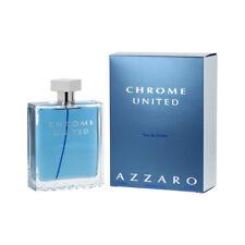 Azzaro Chrome United Eau De Toilette EDT 200 ml (man)