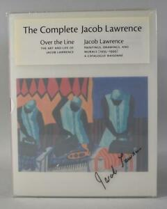 The Complete Jacob Lawrence Signed & Sealed Book Set