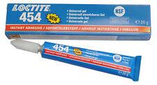 Loctite 454 20gm Instant Adhesive general-purpose gel Non-drip. B/B 09/19