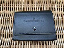 Vacheron  Constantin Leather Travel Watch Case