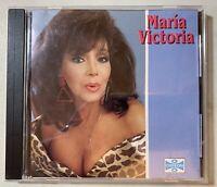Maria Victoria - Self Titled CD 1991 Orfeon 25CDN-523 Latin Bolero