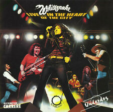 WHITESNAKE --- LIVE ... IN THE HEART OF THE CITY  (CD)