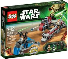 Lego BARC Speeder with Sidecar 75012 Captain Rex Clone Wars Star Wars Set
