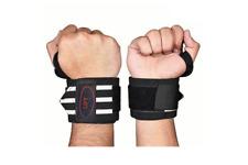 Weight Lifting Wrist Wraps Long Gym Training Bandages Fitness Straps