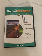 Prentice Hall Student Express Earth Science Interactive Textbook