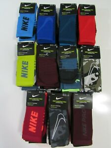 Nike Dri Fit Mens Crew 3 Pack Socks 8-12 Nwt