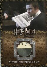 ARTBOX HARRY POTTER AND THE ORDER OF THE PHOENIX THE DAILY PROPHET PROP CARD P5