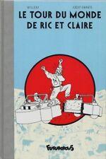 EO FUTUROPOLIS 1982 + JOOST SWARTE + WILLEM : LE TOUR DU MONDE DE RIC ET CLAIRE