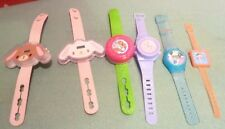 JOUET FIGURINES LOT DE 6 MONTRES RIGOLOTE DISNEY PRINCESSE ETC...
