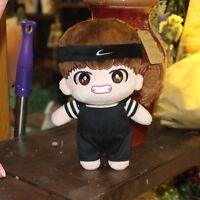 Kim Tae Hyung Stuffed Doll Toy New Cute KPOP BTS Plush Bangtan Boy Handmade Gift