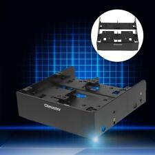 5.25 to 3.5 inches Computer Optical Bay Drive Slot Case Adapter Mounting Bracket
