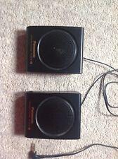 Panasonic Speaker System RP SP18 .2w
