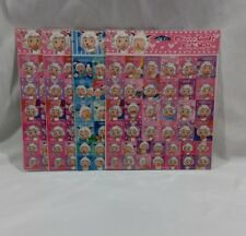 Pleasant Goat Big Bad Wolf Stickers Chinese Issue 4 Sheets