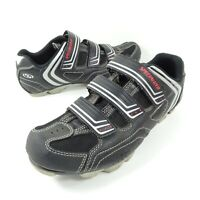 Specialized MTB Black Cycling Mountain Shoes 6116-4041 Mens Size 10 EU 43