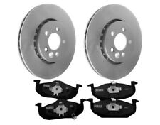 MG3 Front Brake Discs and Pads Set Borg & Beck New Coated Discs OE Replacement