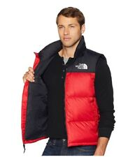 NEW NWT The North Face 1996 Retro Nupste Vest - Men's Medium Med M - Red Black