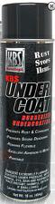KBS Coatings UnderCoat Rubberized Undercoating - 16oz Aerosol