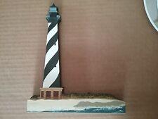 Shelia's Cape Hatteras Lighthouse Iii ~ w/Brief History on Back ~ ca 1998