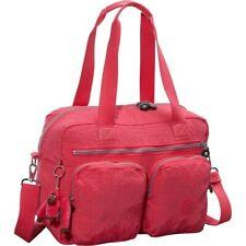 Kipling Sherpa Small Luggage Tote Carry On Bag Handbag - Rose Hip