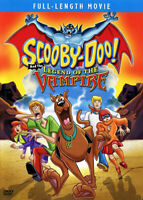 Scooby-Doo! and the Legend of the Vampire DVD NEW