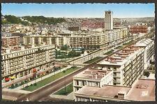 76 LE HAVRE CARTE POSTALE AVENUE FOCH 1965