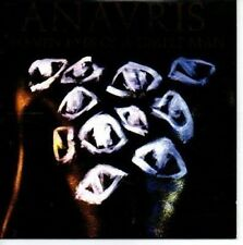 (AS536) Anavris, Eleven Eyes of a Simple Man - DJ CD