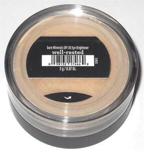 Bare Escentuals bareMinerals Concealer Well Rested-LARGE-New & Sealed