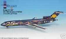 "ATA B-727-200 ""25th Anniversary"", Inflight 200!"