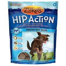 Zuke's Hip Action Beef Dog Treats 6oz