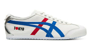 Onitsuka Tiger Mexico 66 Trainers White Directoire Blue Tokyo Asics Shoes