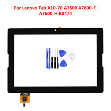Touch Screen Digitizer Glass Lens Repair For Lenovo Tab A10-70 A7600 B0474