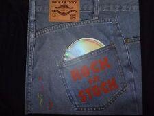 RARE LIVRE CD / ROCK EN STOCK / 3 D / 1954 - 1989 /