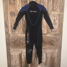 Henderson Dive Wear Thermoprene Long Sleeve Long Pant Wet Suit Size 10 3MM Youth