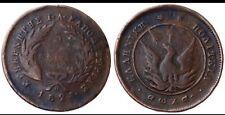 Greece Governor Kapodistrias 5 Lepta 1828 Variety 139-I.e Rare