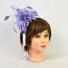 Jacques Vert Woman's Feather Fascinator Headband