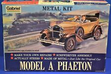 Gabriel METAL KIT 1/20 1927 Model A Phaeton    Kit 4856