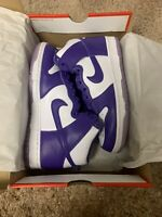Nike Dunk High Hi SP Varsity Purple White (2020) Size 9.5W IN-HAND