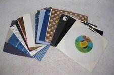 Lot of 18 Vinyl Records 45 rpm Singles Arts & Crafts