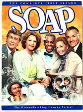 SOAP THE COMPLETE FIRST SEASON 3 DVD DISC BOX SET  REG: 1  EX+ CONDITION! 1st tv
