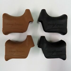 Pair Cane Creek Brake Handle Lever Hoods NON Aero Black Or Tan Brown
