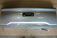 16-20 Toyota TACOMA Tailgate Pickup Truck OEM Take Off Silver Sky Camera Factory