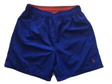 Polo Ralph Lauren Hawaiian Swim Shorts Royal Blue Size S