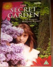 THE SECRET GARDEN DVD 70S CHILDRENS TV SERIES RETRO