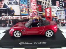 KYOSHO ALFA ROMEO 8C ROMEO COLLECTION 4 SCALE 1:64