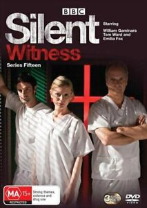 Silent Witness - Series 15 : NEW DVD